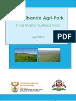 Gert Sibande DM Final Master Agri-Park Business Plan