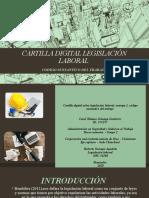 CARTILLA DIGITAL LEGISLACIÓN LABORAL PRIMERA ENTREGA