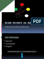 REINO MUTANTE DA ÁGUA modulo de regulação da água