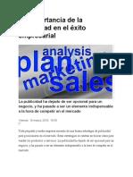 La importancia de la publicidad en el éxito empresarial.docx
