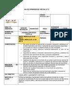 GUÍA DE FÍSICA 6 (CAIDA LIBRE Y LANZAMIENTO VERTICAL)
