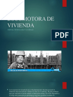 LOCOMOTORA DE VIVIENDA
