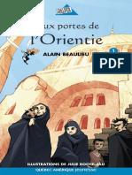 Aux Portes de l'Orientie - Alain Beaulieu