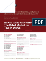 OD6117 The Retail Market for Toys Industry Report