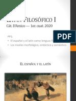 PP1 - LF I 16-04-20