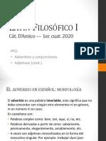 PP2 - LF I 23-04-20