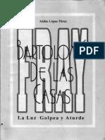 Bartolomé de Las Casas - Abilio López