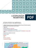 Expansão Marítima (E.M)