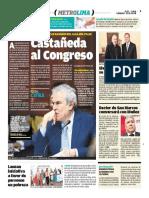 Castañeda al Congreso , Diario Ojo (Peru)