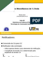 Aula 02B - Retificadores Monofasicos de Meia Onda.pdf