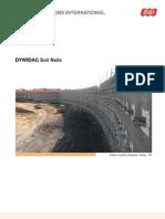Soil Nail Brochure