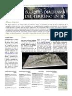 Bloques diagrama 3D