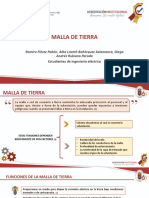 MALLA TIERRA UNIDO