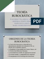 TEORÌA BUROCRÀTICA D... (1) (1)