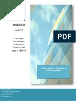 FUNDACIÓN HABITEC. Centro de Tecnologías, Energías y Construcción para el hábitat. Guía de Jardines Verticales y Cubiertas Verdes.pdf