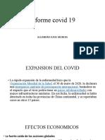 Informe covid 19