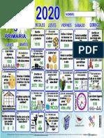 CALENDARIO-CÁLCULO-TERCERO-ABRIL-2020