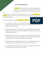 POLIÍTICA DE SEGURIDAD VIAL.docx