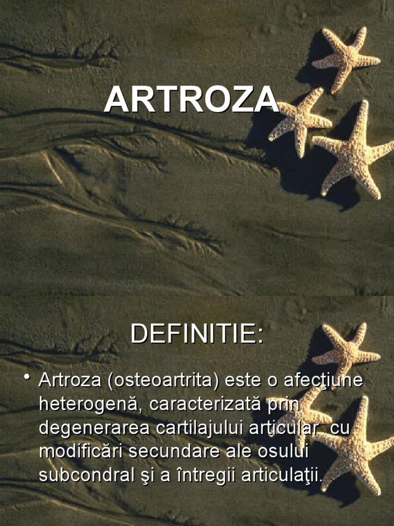 osteoartrita definitie