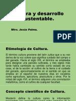 cultura y desarrollo sustentable