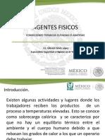 PRESENTACION 1TEMPERATURAS  ELEVADA Ó ABATIDAS
