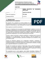 CPJ-1204 Temas selectos de Ingeniería Industrial
