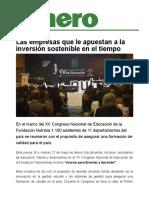Las empresas que le apuestan a inversión en tiempos sostenibles.pdf