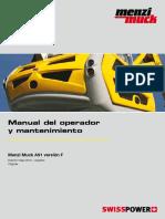 manual de maquina
