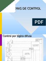 SistemasControl difuso