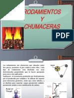 RODAMIENTOS Y CHUMACERAS