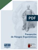 1 Prevencion de Riesgos Ergonomicos.