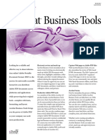 Adobe Acrobat Business Tools