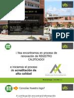 1. Induccion Docente 2019 II