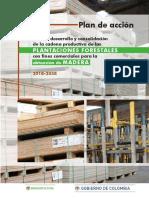 PLAN DE ACCIÓN PLANTACIONES FORESTALES CON FINES COMERCIALES 2018-2038