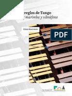 Nuevos arreglos de Tango para dúo de Marimba y Vibráfono - Cesar Martinini