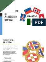 TLC México con la asociación europea