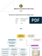 DESIGUALDAD E INEQUIDAD EDUCATIVA EN AMÉRICA LATINA