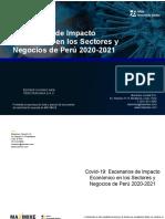 MAXIMIXE - Informe Especial Sectores y Negocios Covid-19