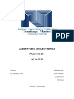 Practica N°1 electronica (proyecto)