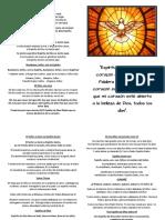 Cancionero Pentecostés