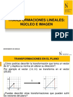SEMANA 06 TRANSFORMACIONES LINEALES (1)