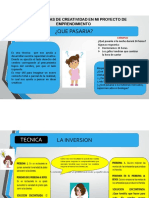 SEMANA 7 - Aplico técnicas de creatividad en mi proyecto de emprendimiento 1° y 2° -DIAPOSITIVAS (1)