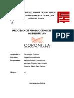 Perfil de La Empresa Coronilla S.a.
