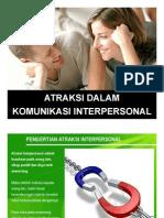 09 Atraksi Dalam Komunikasi Interpersonal v2