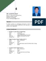 Asaduzzaman CV.doc