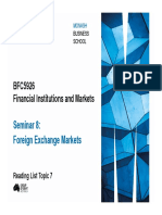 BFC5926 Seminar 8 - FX Markets.pptx