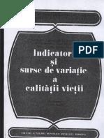 Indicatorii Calitatii Vietii.docx C. Zamfir