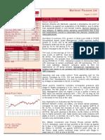 Muthoot Finance Ltd - Q1FY20 Result Update - Quantum Sec
