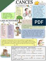 les-vacances-dictionnaire-visuel 6603