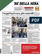 Corriere della Sera 4 aprile 2020
